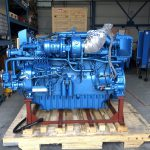 How Do You Maintain Used diesel engines?